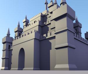 Castle-1-Render